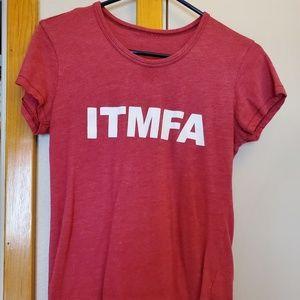 Tops - ITMFA women's top ✊🏼